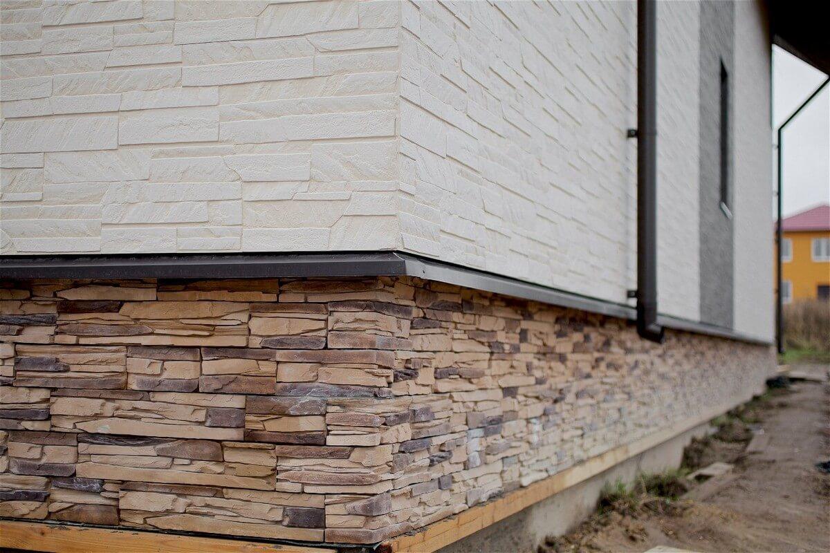 Фасадные панели песчаник Docke