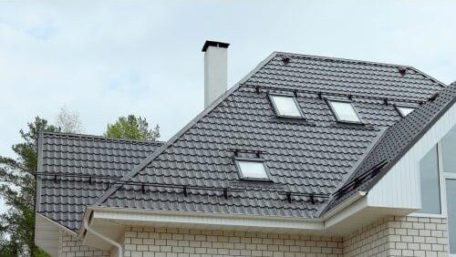 Снегозадержатель на крышу